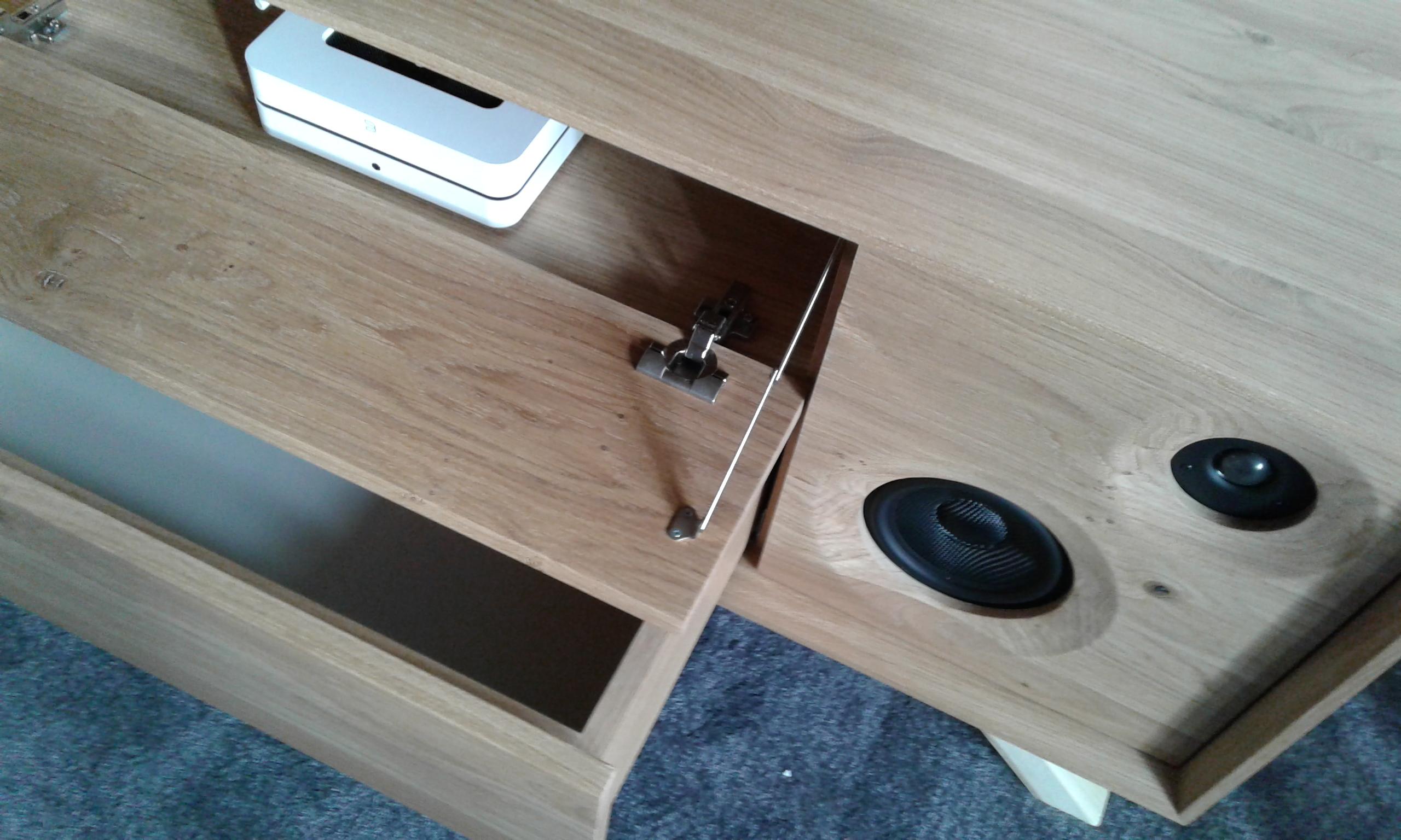 Maatwerk Av Meubelen Hepta Design Audio